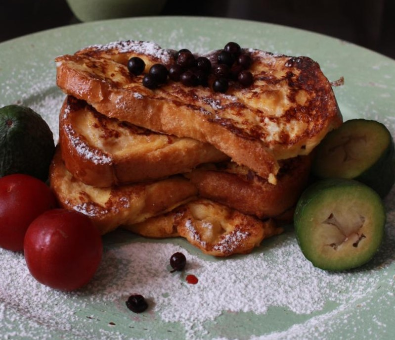 French Toast Saludables 2